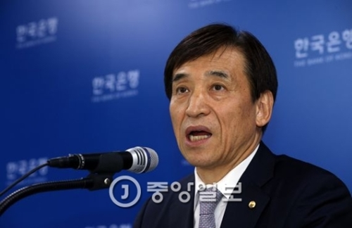 李柱烈(イ・ジュヨル)韓銀総裁