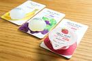 果物ゼリーのようなパッケージ「JELLY PEAU(ジェリーポー)」(1,500ウォン)は、2016年夏から「SKIN FOOD(スキンフード)」で発売されました。肌の悩み別に使い分けができると人気のウォッシュタイプパックです。かわいさと美容を備えた「フードメティック」から今後も目が離せません。