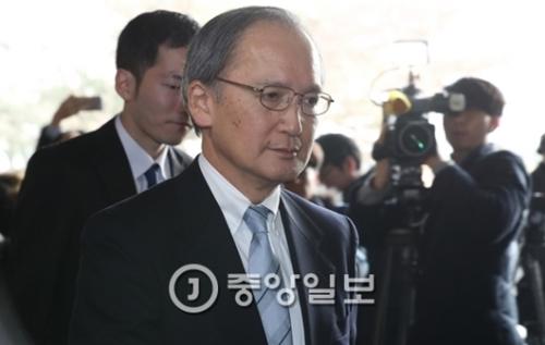 長嶺安政駐韓日本大使。(写真=中央フォト)