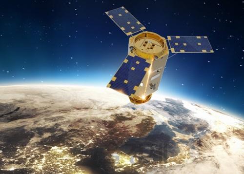 多目的実用衛星7号想像図(写真提供=韓国航空宇宙)