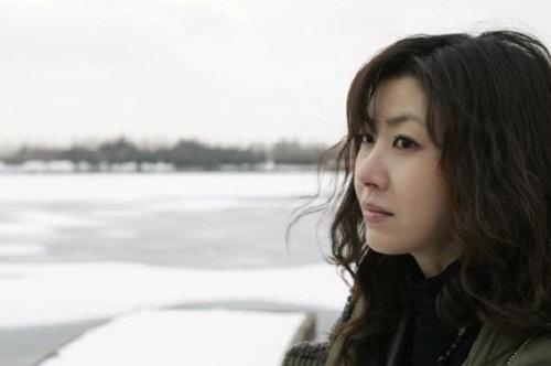 女優ソン・ヒョナ。