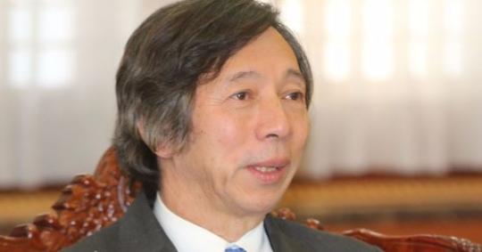 武藤正敏元駐韓日本大使(69)