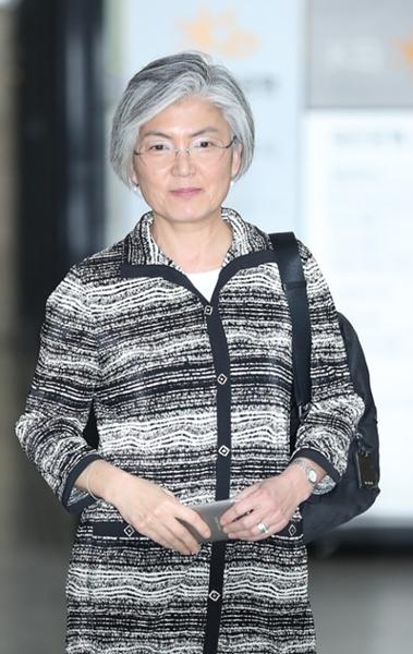 康京和(カン・ギョンファ)韓国外交部長官候補