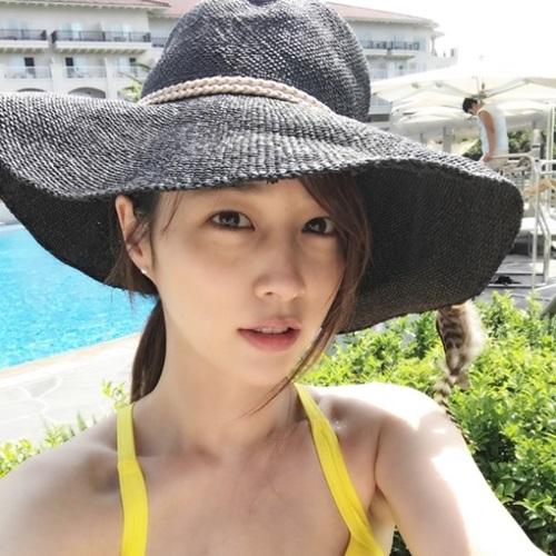 女優のイ・ミンジョン(写真=本人のインスタグラム)