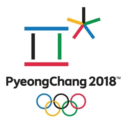 2018平昌(ピョンチャン)冬季オリンピックのロゴ