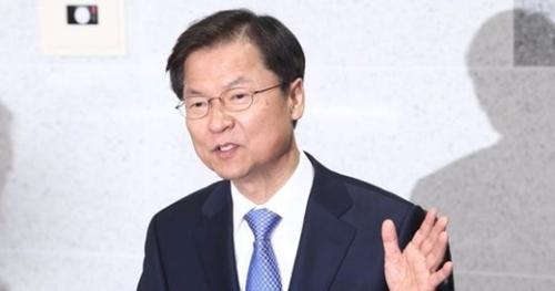 千正培・前国民の党代表。(写真=中央フォト)