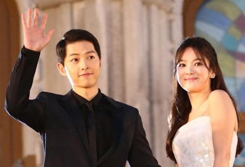 俳優ソン・ジュンギ(32)と女優ソン・ヘギョ(35)
