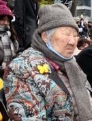 慰安婦被害者吉元玉さん