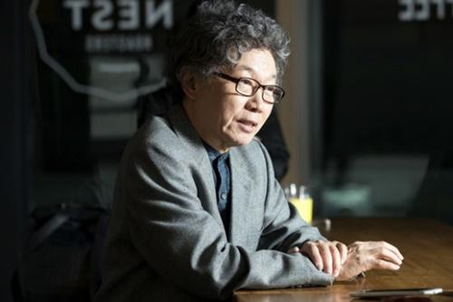 徐鈞烈(ソ・ギュンリョル)ソウル大核原子力工学科教授が4日午後、ソウル瑞草区のアリランTVで中央日報のインタビューに応じている。