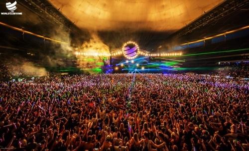 ワールドクラブドーム。(写真=観光公社)