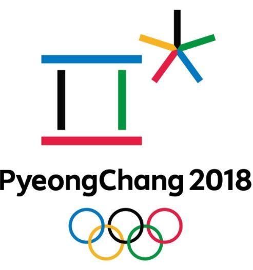 2018平昌冬季オリンピックのロゴ