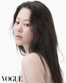 女優コ・ヒョンジョン(写真提供=VOGUE Korea)