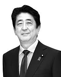 安倍晋三首相(中央フォト)