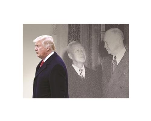 トランプ大統領が韓国に来るが…