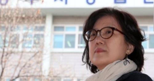 朴裕河(パク・ユハ)世宗大教授