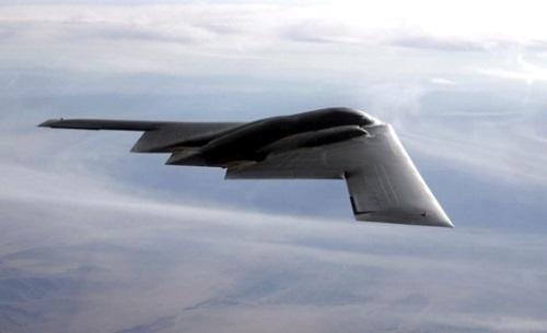 米空軍B2ステルス戦略爆撃機(写真=米空軍)