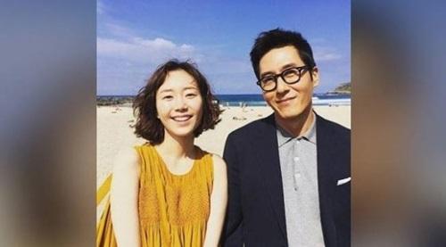 写真=女優イ・ユヨン(左)と俳優キム・ジュヒョクさん。(写真=中央フォト)