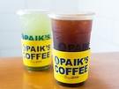 カフェやテイクアウト専門のジューススタンドは、G区域とT区域の両方にあります。シェフのペク・チョンウォン氏がプロデュースする「ペッタバン(PAIK'S COFFEE)」は、G区域とT区域に1店舗ずつ入店。お店の看板メニュー、大容量コーヒーを片手に「GOTO MALL」散策を楽しむのも良いでしょう。
