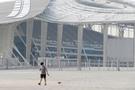2014年仁川アジア競技大会が開催された仁川アシアド主競技場は巨額の負債を抱えている。4700億ウォンを投入して建設した仁川アシアド主競技場はアジア競技大会後、一度もスポーツイベントが行われていない。