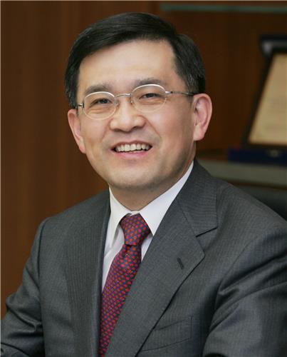 サムスン電子の権五鉉副会長。