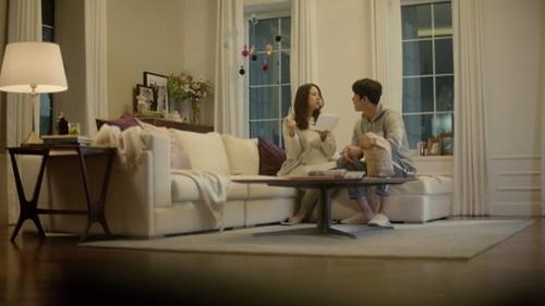 俳優イ・ドンゴンと女優チョ・ユニ