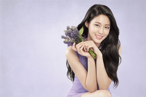 AOA出身の女優ソリョン