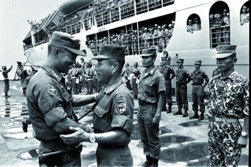 ベトナム戦派兵