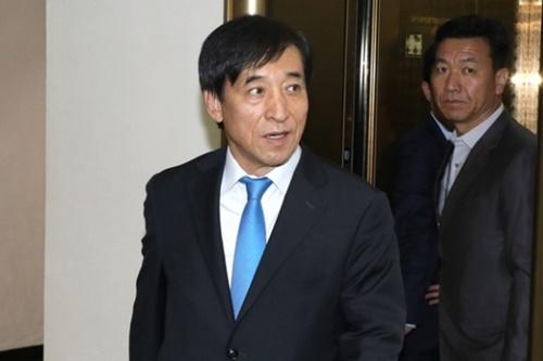 李柱烈・韓国銀行総裁(写真=中央フォト)
