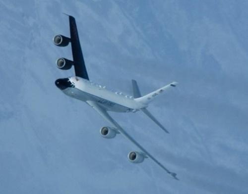 RC-135Sコブラボール(写真=米空軍)