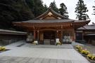 高麗神社の御本殿