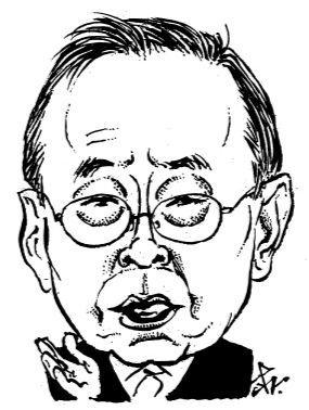 李憲宰(イ ・ホンジェ)元副首相兼財政経済部長官