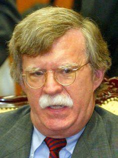ジョン・ボルトン前駐国連米国大使