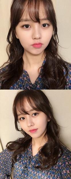 女優のキム・ソヒョン(写真=本人のインスタグラム)