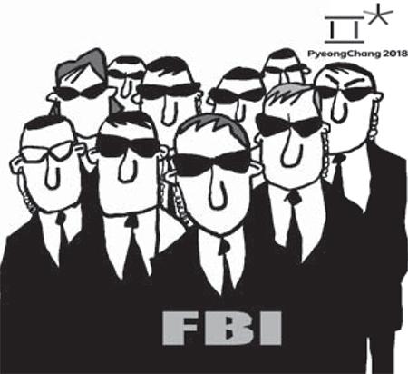 米FBI、平昌五輪に9・11対テロ要員30人を派遣