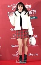 3日午後、ソウル江南区駅三洞の飲食店「Jay's Grill」で開かれたチャリティーイベント「LET IT SNOW CHRISTMAS PARTY」に登場した歌手のチョン・ヒョソン。