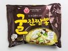 オットゥギは従来の「チンチャンポン」に冬の味覚牡蠣を加えた「クルチンチャンポン」(1,500ウォン)を新たに発売。辛くない半透明のスープに牡蠣やイカなどの海鮮の旨みがぎゅっとつまっています。