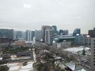 都会の真ん中でスケートができるなんて、ソウルならでは。