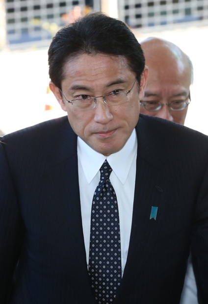 自民党の岸田文雄政調会長。(写真=中央フォト)