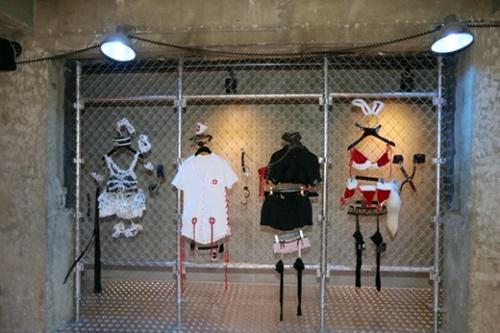 ロールプレイで使われる衣装。