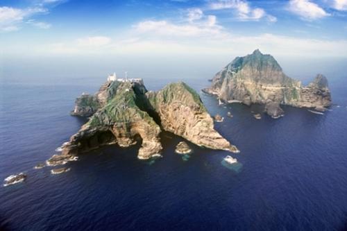 独島(写真=中央フォト)