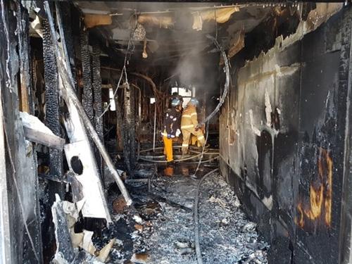 26日午前7時半ごろ慶尚南道密陽(ミリャン)のセジョン病院で発生した火災による死者が41人に増えた。