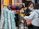 SPAOでの販売を皮切りにチャングパジャマはブームになり、路面店でも似たようなデザインのルームウェアをよく見かけます。