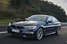 BMWの7代目新型「5シリーズ」。BMW「5シリーズ」はメルセデスベンツEクラス、ジェネシスG80と共に韓国高級中型セダン市場の中核をなす。(写真提供=BMW)