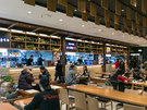 第2旅客ターミナルには、スイーツ店以外にも韓国料理専門のフードコートや韓国カフェなども多数入店しています。出国前や到着直後、すぐに味わえる韓国名店グルメを楽しんでみてください。