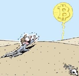 韓経:ついに死を招いた「仮想通貨狂風」=韓国