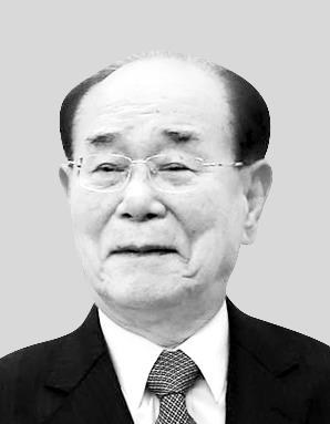 北朝鮮の金永南(キム・ヨンナム)最高人民会議常任委員長(中央フォト)