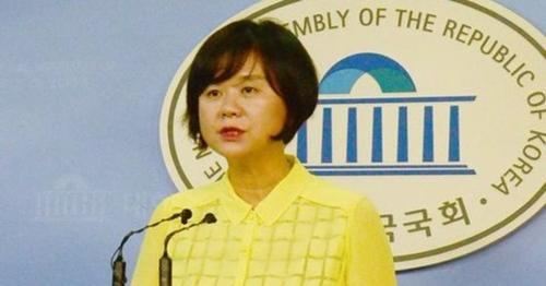 李貞味・正義党代表