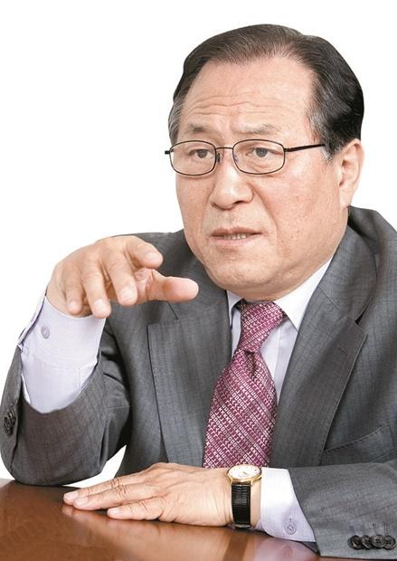 丁世鉉・元統一部長官(写真=中央フォト)