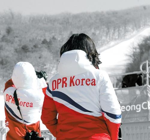 平昌に来た北朝鮮の客…目が2つしかないことを後悔させよう