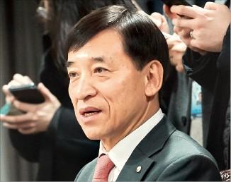 韓国銀行の李柱烈(イ・ジュヨル)総裁